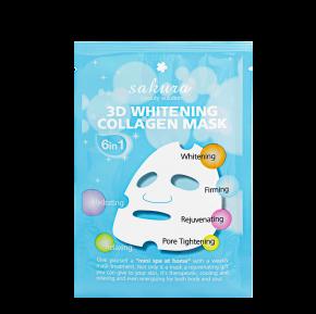Mặt nạ dưỡng trắng da và nâng cơ 3D Whitening Collagen Mask