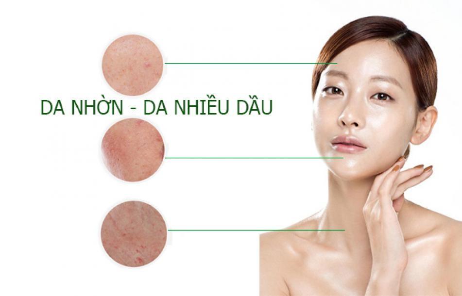 Cách nhận biết da dầu và chọn sản phẩm chăm sóc da phù hợp