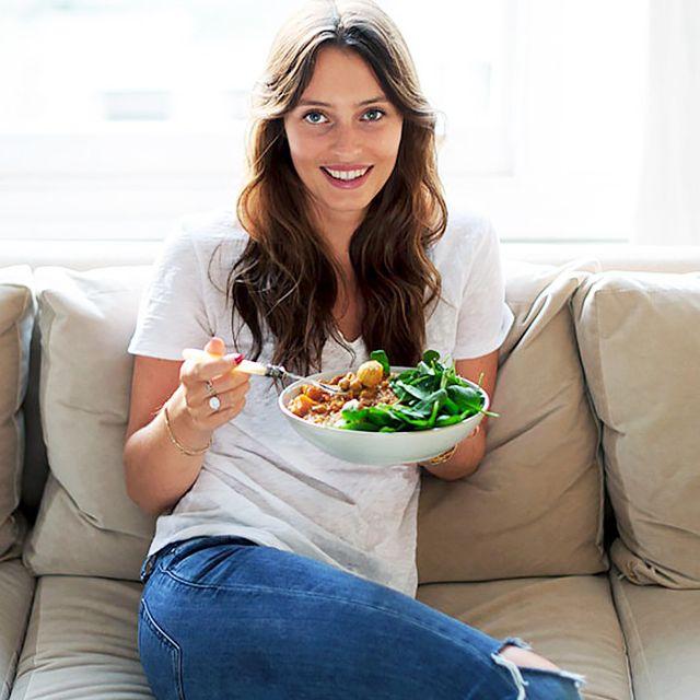 Chỉ việc ăn có thể đẩy lùi lão hóa tại sao không thử?